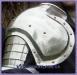 Наплечники модель 1.2: Полные рыцарские плечи под латные доспехи.